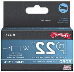 Arrow Staples Use With P-22  Stapler 1/4 In.