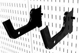 Wall Control 10-HD-012 B Heavy Duty Pegboard Hook Slotted Ho