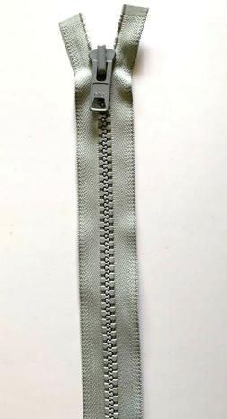 YKK #10 Gray Heavy Duty Zipper, High Quality, Clothing, Purs