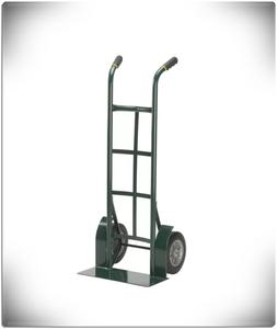 1000lb Heavy Duty Hand Truck Cart Mover 2 Wheel Dolly Steel