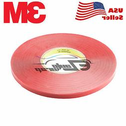 100FT 3M VHB 4905 5mm width Double Sided Adhesive Mounting T