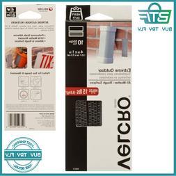 """10Sets 4''x1"""" Velcro Brand Strips Heavy Duty Industrial Stre"""
