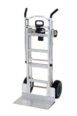 Cosco Products 12312ABL1E 3-in-1 Aluminum Hand Truck/Assiste