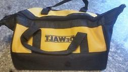 12v 18v 20v Dewalt Heavy Duty Tool Bag Drill Impact 11*5*9 1