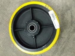 """Albion 12x3"""" Heavy Duty Caster Wheel Polyurethane 12"""" x 3"""" 4"""