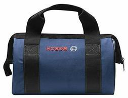 """Bosch 13"""" x 9"""" x 9"""" Medium Heavy Duty Dark Blue Canvas"""