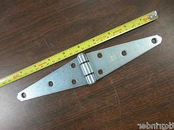 """Stanley Hardware 14-1370 Heavy Duty Strap Hinge, 5"""" Zinc"""