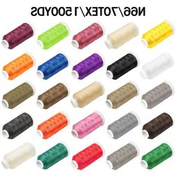 1500Yard #69 T70 Strong Bonded Nylon Sewing Thread Leather C
