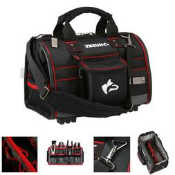 Husky 16 In. Heavy Duty Pro Large Mouth Tool Bag/Organizer w