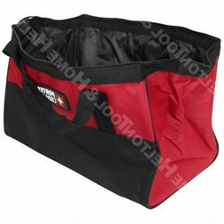 """Porter Cable 16"""" x 9"""" x 12"""" Large Heavy Duty Tool Bag w/ Han"""