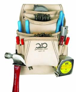 CLC Custom Leathercraft 179354 Carpenter's Nail and Tool Bag