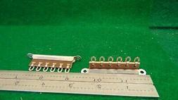 6 Position Heavy Duty Phenolic Terminal Strip Tie Point 2 H