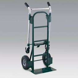 2 in 1 heavy duty hand truck