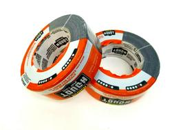2 Pack 3M Scotch Tough Heavy Duty All-Weather Duct Tape, 1.8