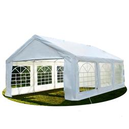 GOJOOASIS 20 x 20 ft Commercial Wedding Party Frame Tent Hea