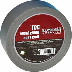 """24-Pack NASHUA 307 Duct Tape, 48mm x 55m, 7 mil, Silver 2"""" x"""
