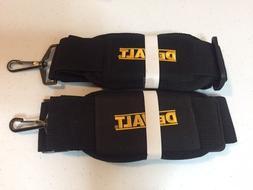 2pc heavy duty nylon 6 shoulder strap