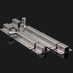 2pcs stainless steel heavy duty slide door
