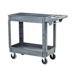 Pearington Multi Purpose Heavy Duty Commercial Grade 2 Shelf