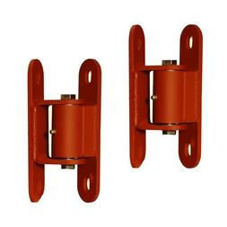 Heavy Duty Hinge - Standard Bolt to Gate, Bolt to Post - 10