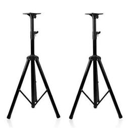 2X Universal Heavy Duty Tripod Studio Monitor PA DJ Speaker