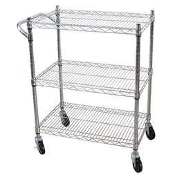3 tier heavy duty all purpose utility