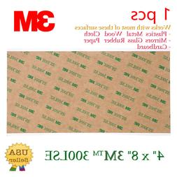 3M 300LSE Double Sided -SUPER STRONG STICKY HEAVY DUTY SHEET