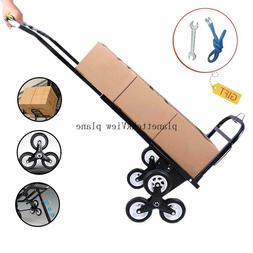 330LB Heavy Duty Stair Climbing Moving Dolly Hand Truck Ware