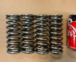 """.331"""" Wire Heavy Duty Compression Spring Lot Of 4"""