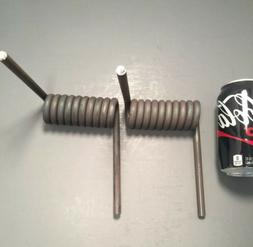 ".375"" Wire Heavy Duty Torsion Spring Lot Of 2"