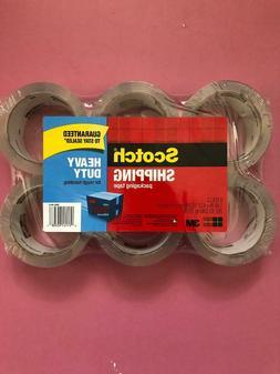 Scotch 3850 Heavy-Duty Shipping Tape, 1 7/8in. x 43 7/10 Yd.