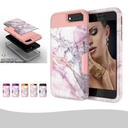 3in1 Hybrid Heavy Duty Case Bumper+TPU Shockproof Cover For