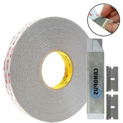 CANOPUS 3M Double Sided Tape, RP32, Heavy Duty VHB, Two Moun