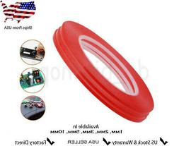 3m red double sided super sticky heavy