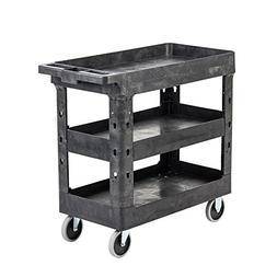 Pearington Multi Purpose Heavy Duty Cart - 3 Shelf Service C