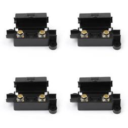 4 × 12V 24V Heavy Duty MIDI Strip Link Fuse Holder Kit Car
