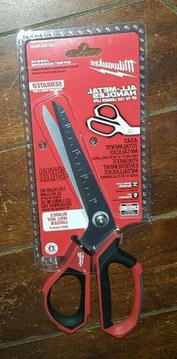 Milwaukee 48-22-4040 Jobsite Offset Scissors