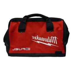 "Milwaukee 50-55-3560 16"" M18 FUEL Heavy-Duty Contractor Bag"