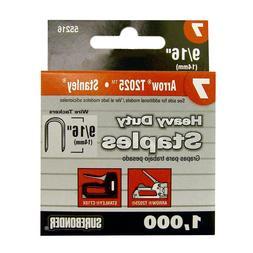 "Surebonder® #7 Heavy Duty 9/16"" Wire Tacker Staples"