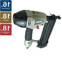 Surebonder 7760 Pneumatic 3-In-1 Stapler/Nailer