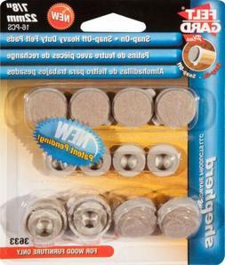 Shepherd Hardware 3633 7/8-Inch Heavy Duty Snap-On/Snap-Off