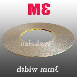 3M 9495LE 300LSE HEAVY DUTY Double-Sided Adhesive Tape Trans