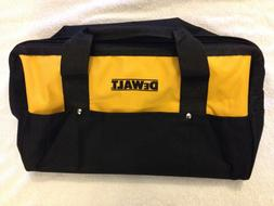 New Dewalt DCK019 Tool Bag Heavy Duty Ballistic Nylon 19""