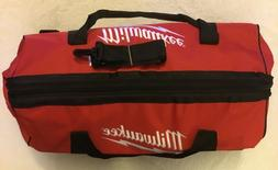 """New Milwaukee M18 22"""" Heavy Duty Contractors Tool Bag With"""