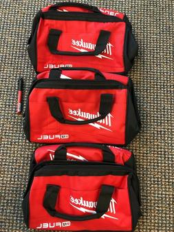 "Milwaukee Fuel M12 13"" Heavy Duty Contractors Tool Bag 13"""