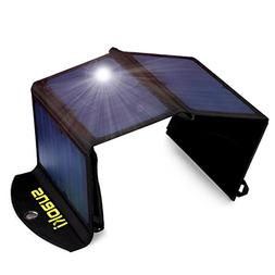 Suaoki 25W Solar Charger Portable Foldable Solar Panel Sunpo