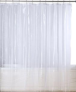 Utopia Bedding Heavy Duty Clear Shower Curtain Liner Mildew