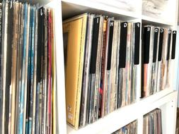 A to Z HEAVY DUTY Record Dividers 50 point/gauge Vertical Ca