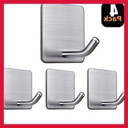 Adhesive Hooks Stick On Heavy Duty Wall Hangers For Hanging