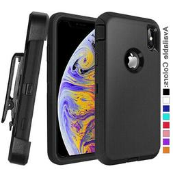 For Apple iPhone XR X Xs Max Case Cover Shockproof Series 3